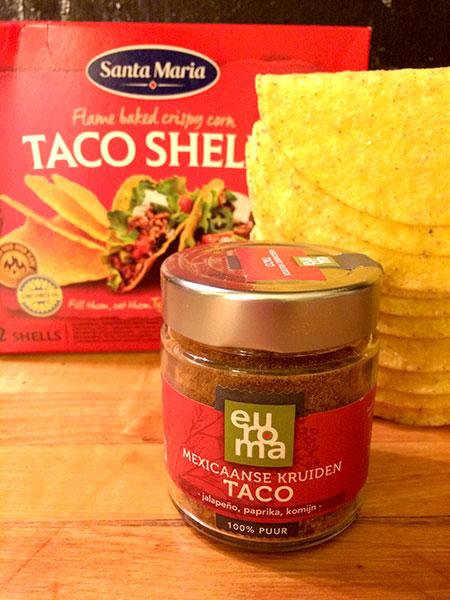Taco si condimente Taco